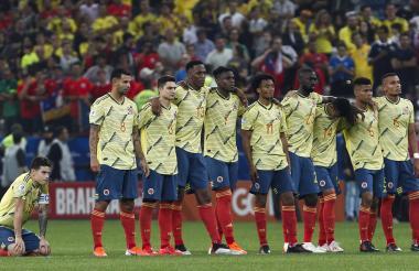 Con la derrota a cuestas nuestros jugadores de la Selección regresan una vez más frustrados, impotentes y resignados.