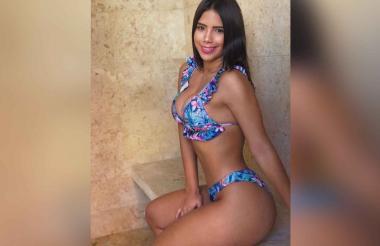 María Fernanda Aguilar.