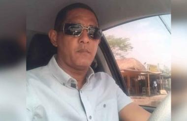 Secretario de Hacienda de departamento de La Guajira, Enrique Freyle Melo.