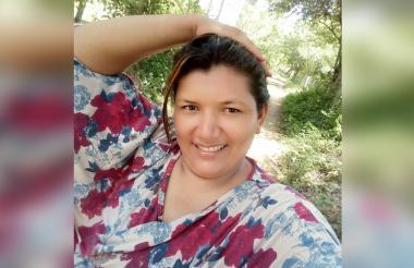 Tatiana Paola Posso Espitia, de 35 años.