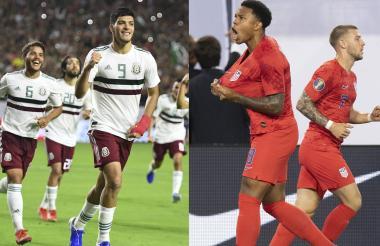 México y Estados Unidos se enfrentan este domingo por la final de la Copa Oro.