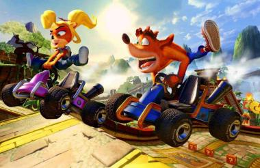 Crash Team Racing es una nueva versión del título clásico de PlayStation 1, consola para la que fue lanzado  originalmente en el año de 1999.