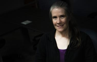 La planetóloga estadounidense Elizabeth Turtle.