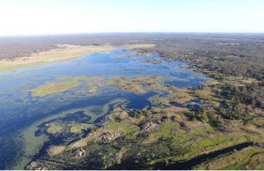 Budj Bim se encuentra situado en el sudeste de Australia. Allí habitó la nación Gunditjmara.