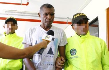 Orlando Colón Gómez, 51 años, capturado