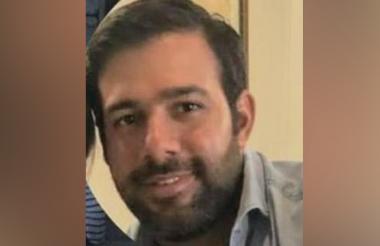 Hali Saghair Granados, asesinado.