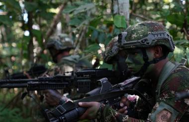 150 hombres del Ejército llegarán para reducir y neutralizar el accionar de los grupos armados organizados.