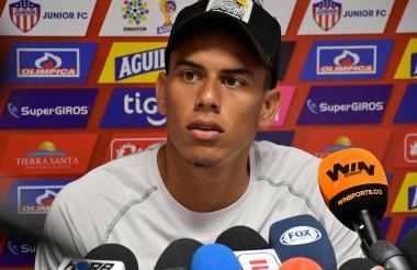 Stiwar Acuña (20 años).