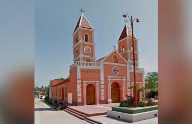 Iglesia del pueblo.