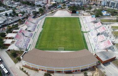 El estadio Romelio Martínez será sede del Real.