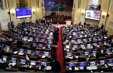 El Congreso de la República aprobó el proyecto de ley de depuración normativa.