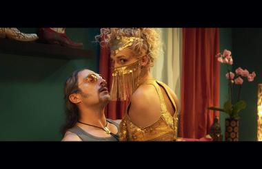 Imagen de la película Brutti e cattivi, dirigida por Cosimo Gomez que se proyectará el sábado.
