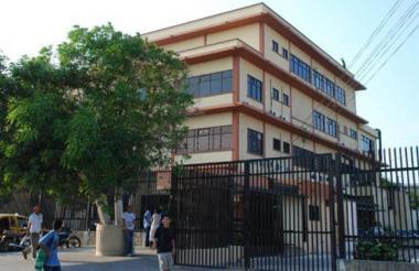 El cuerpo de César Pereira Barrios fue ingresado a Medicina Legal.