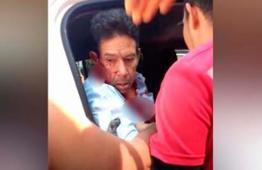 El 10 de julio pasado el ganadero Celso Castro fue baleado en Valledupar.
