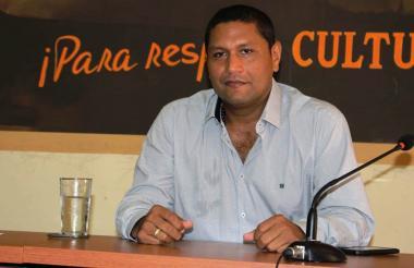 Gobernador (E) Wilbert Hernández