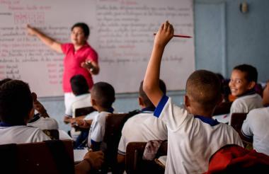 Desde preescolar hasta bachillerato se implementará el Plan Decenal.