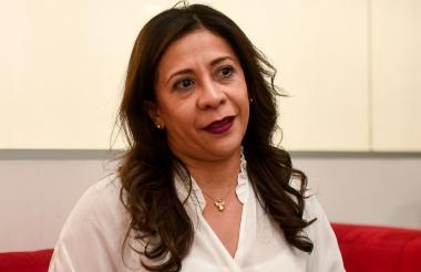 Sandra Girón, directora de epidemiología de Minsalud.