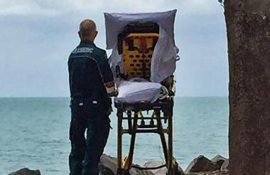 Esta iniciativa nació inspirado de un equipo de ambulancia que en 2017 se desvió de su camino para que una enferma que vivía sus últimas horas pudiera ver el mar.