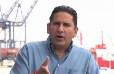 Juan Carlos Gossaín, exgobernador de Bolívar