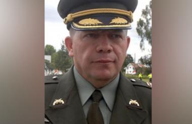 General Ricardo Alarcón, nuevo comandante de la Policía Metropolitana de Barranquilla.