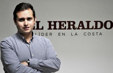 Andrés Ramírez, director ejecutivo de la Cámara Colombiana del Acero