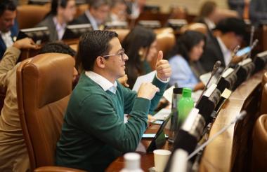 Representante Wilmer Leal, ponente.