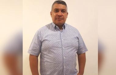Jorge Arias, nuevo director de Cárcel Distrial El Bosque.