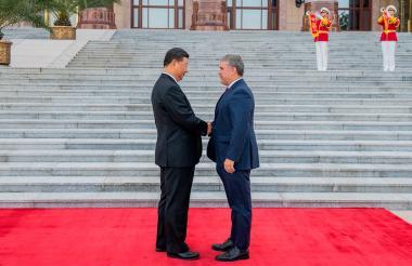 La visita del presidente Iván Duque Màrquez a China y su encuentro con el mandatario XiJinping ha sido lo más destacado en materia comercial.