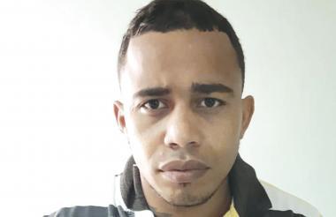 Germir Alexander Romanos Márquez alias Cuco.