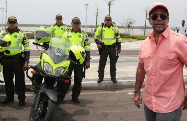 El grupo será un apoyo en materia de seguridad vial.