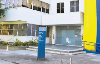 Oficinas de alcaldía de Corozal, donde estará la JEP.