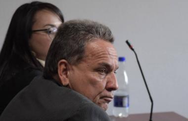 Didier Luna, extécnico de la selección Cololombia.