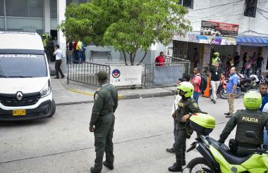 El caso de la menor fue denunciado el domingo anterior en la URI de la Fiscalía.