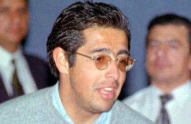 Jaime Garzón, humorista y periodista.