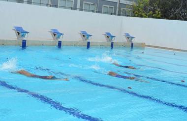 La natación será una de las 20 disciplinas que estará en acción en los Juegos.