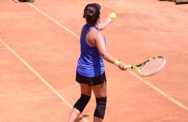 El torneo tendrá 120 tenistas de todo el país.