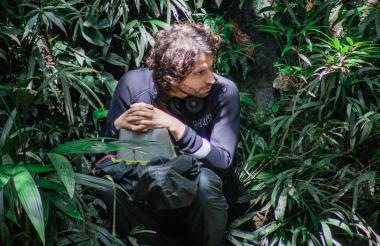 El director de cine colombo–ecuatoriano Alejandro Landes Echavarría.