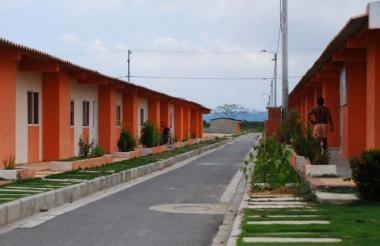 El gobierno busca incentivar la construcción de la vivienda VIS.