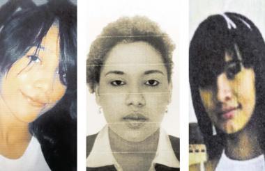 Jainiri Joven Montesino, Maireth Barrios Amaya y Laura Pérez Mercado