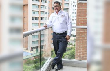 Carlos Dennis, candidato a la Gobernación.