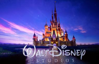 Logo de la compañía Disney.
