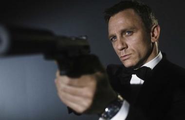 Daniel Craig interpretará por última vez al 007.