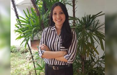 Sandra Carbonell, directora de lonja de Propiedad Raíz de Barranquilla.