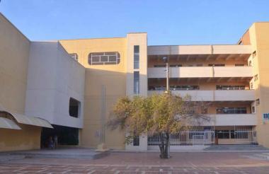 La audiencia se cumplió en el Palacio de Justicia.