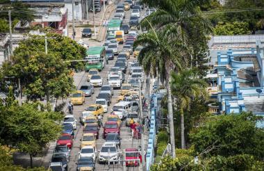 El sistema integrado de transporte público, uno de los temas pendientes.