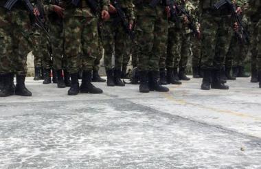 Los investigados hacen parte del Ejército Nacional.