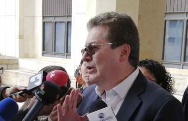 Alirio Uribe, abogado Cajar.
