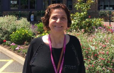 Rosa Gómez Collante.
