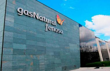 Sede de la empresa Naturgy en España.