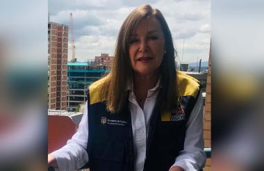 La arquitecta Katya González Ripoll.